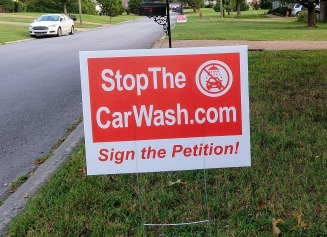 carwashyardsign